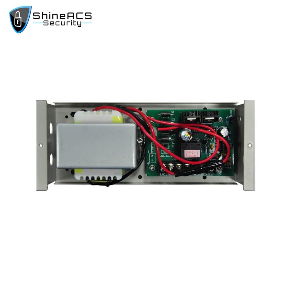 Access Control Power Supply SP 904A 3 980x980 - 5A Semi Voltage-stabilizing Power Supply