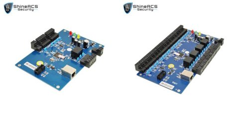 Access Controller Main Board 480x240 - Home Page