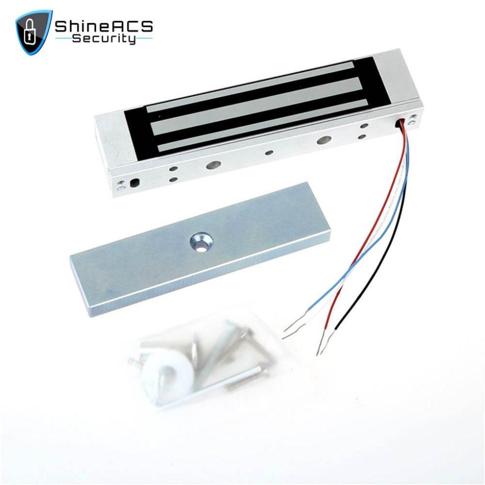 180kg Single Door Magnetic Lock SL M180 1 980x980 - 180kg Single Door Magnetic Lock