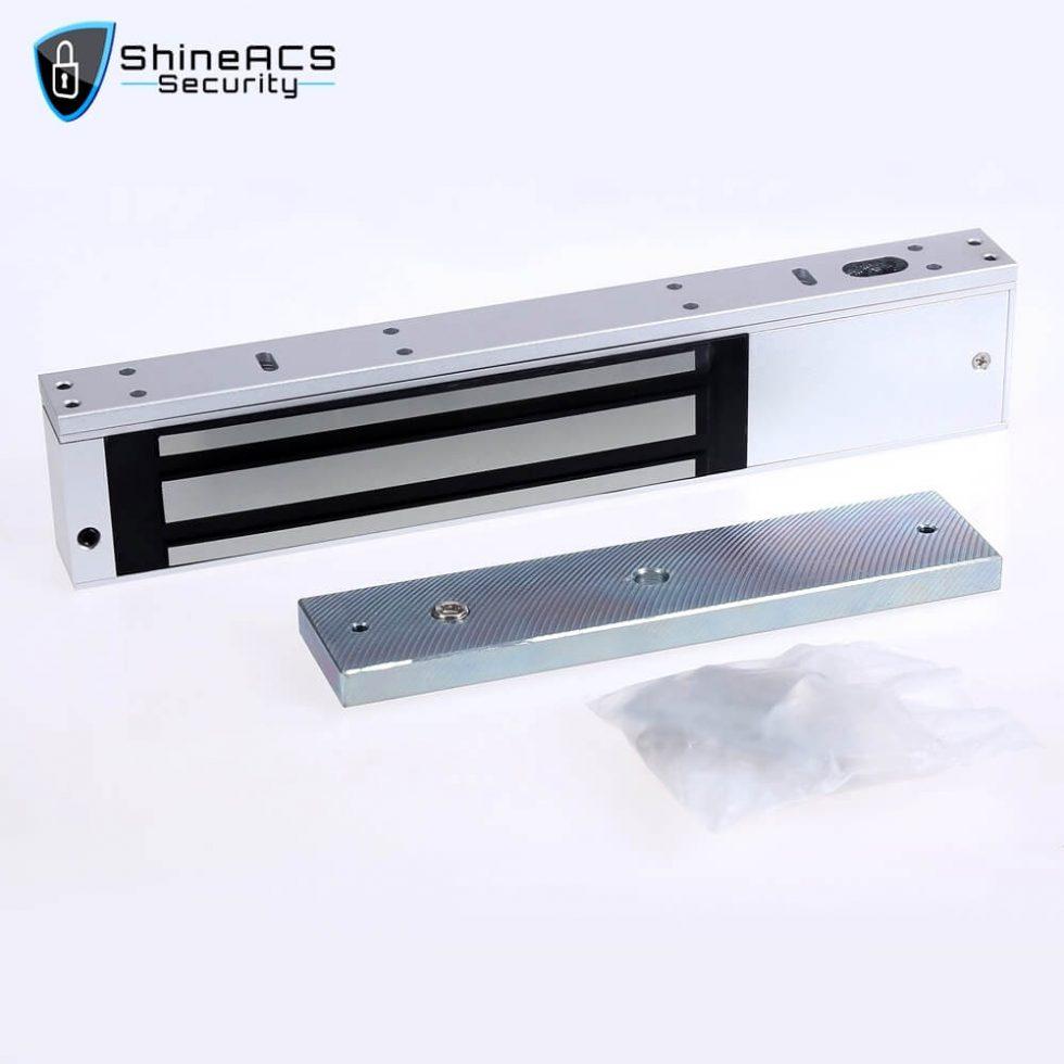 380kg Single Door Magnetic Lock SL M380 1 980x980 - 380kg Single Door Magnetic Lock
