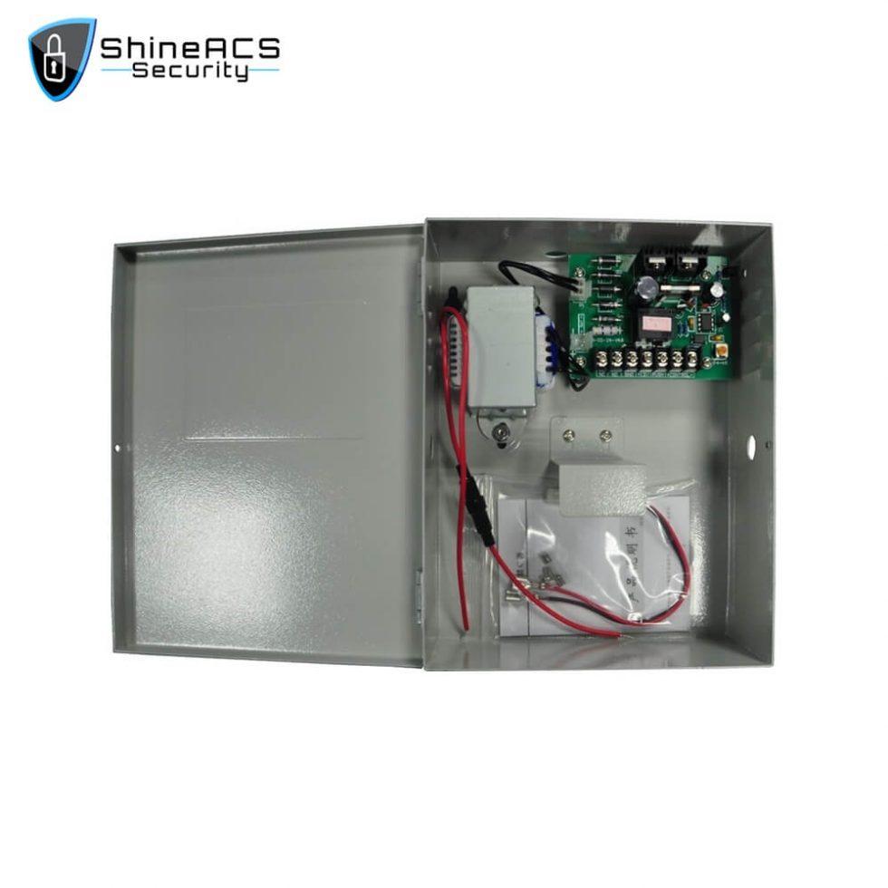 Access Control Power Supply SP 94L 2 980x980 - 3A Semi Uninterrupted Access Control Power Supply
