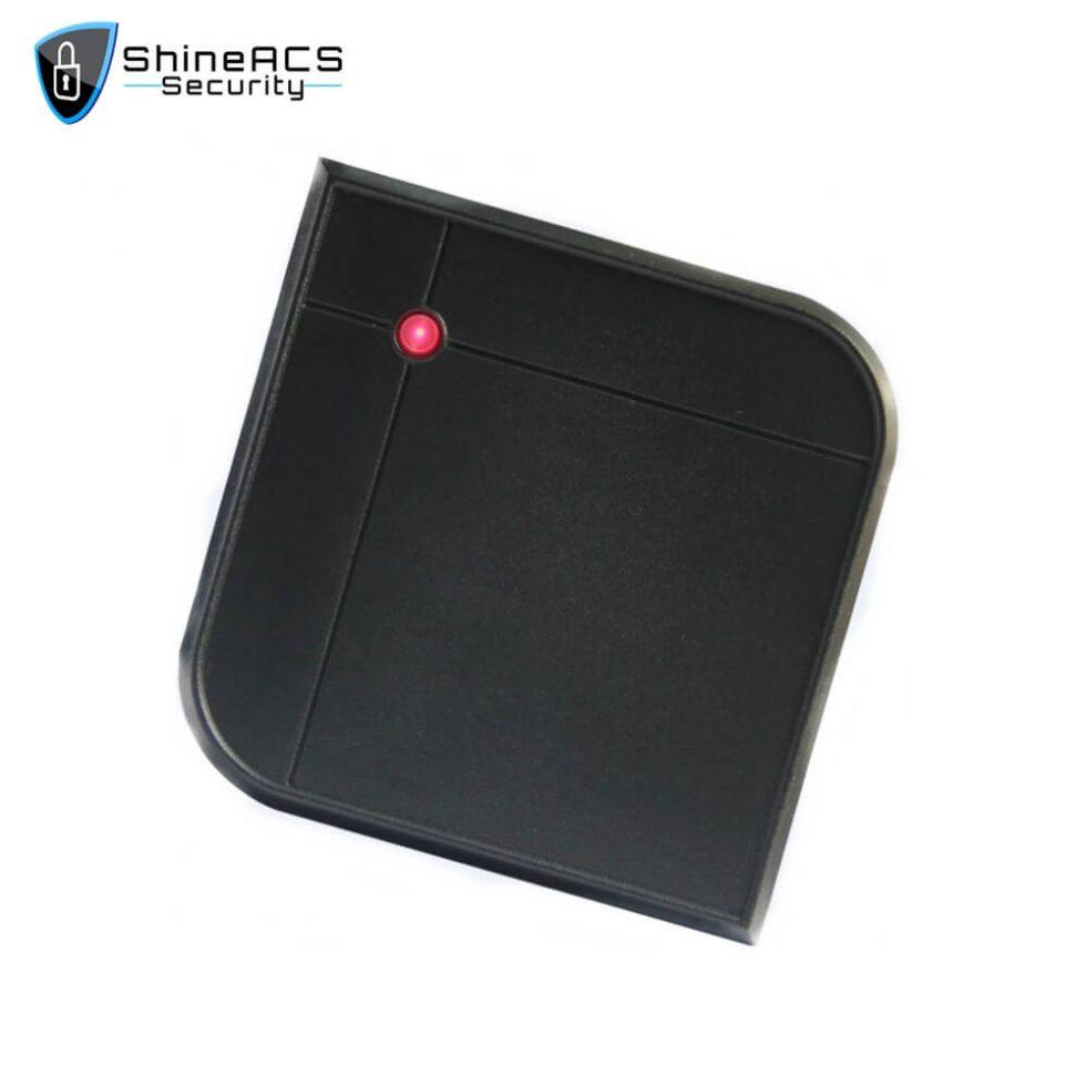 Access Control Proximity Card Reader SR 06 1 980x980 - Access Control 125KHz/13.56MHz Card Reader SR-06