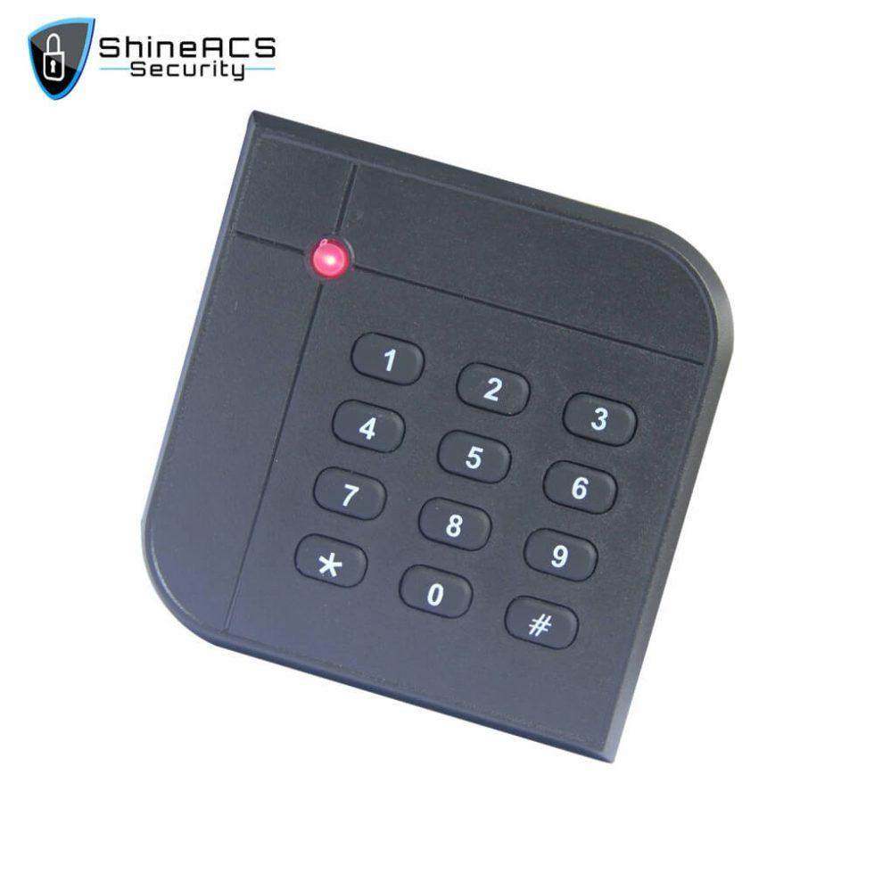 Access Control Proximity Card Reader SR 06 2 980x980 - Access Control 125KHz/13.56MHz Card Reader SR-06
