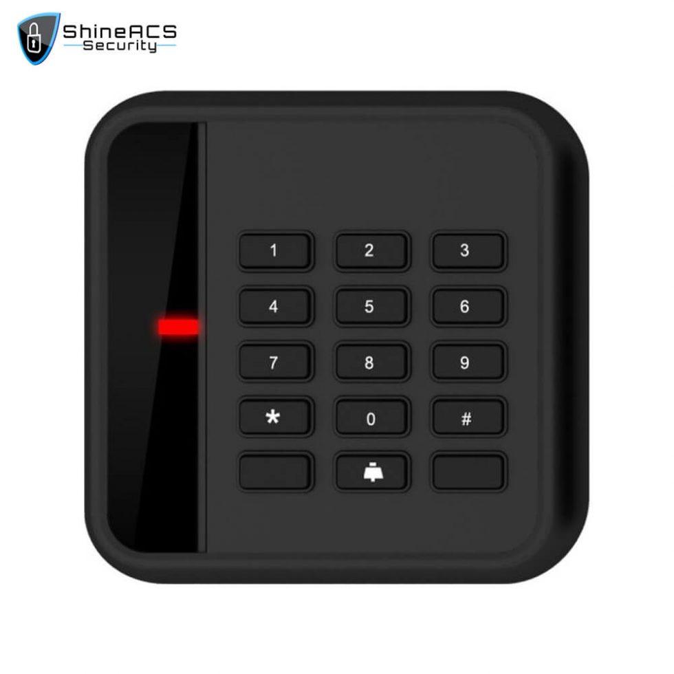 Access Control Proximity Card Reader SR 07 1 980x980 - Access Control 125KHz/13.56MHz Card Reader SR-07