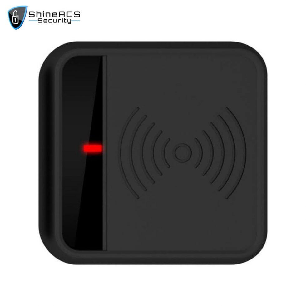 Access Control Proximity Card Reader SR 07 3 980x980 - Access Control 125KHz/13.56MHz Card Reader SR-07