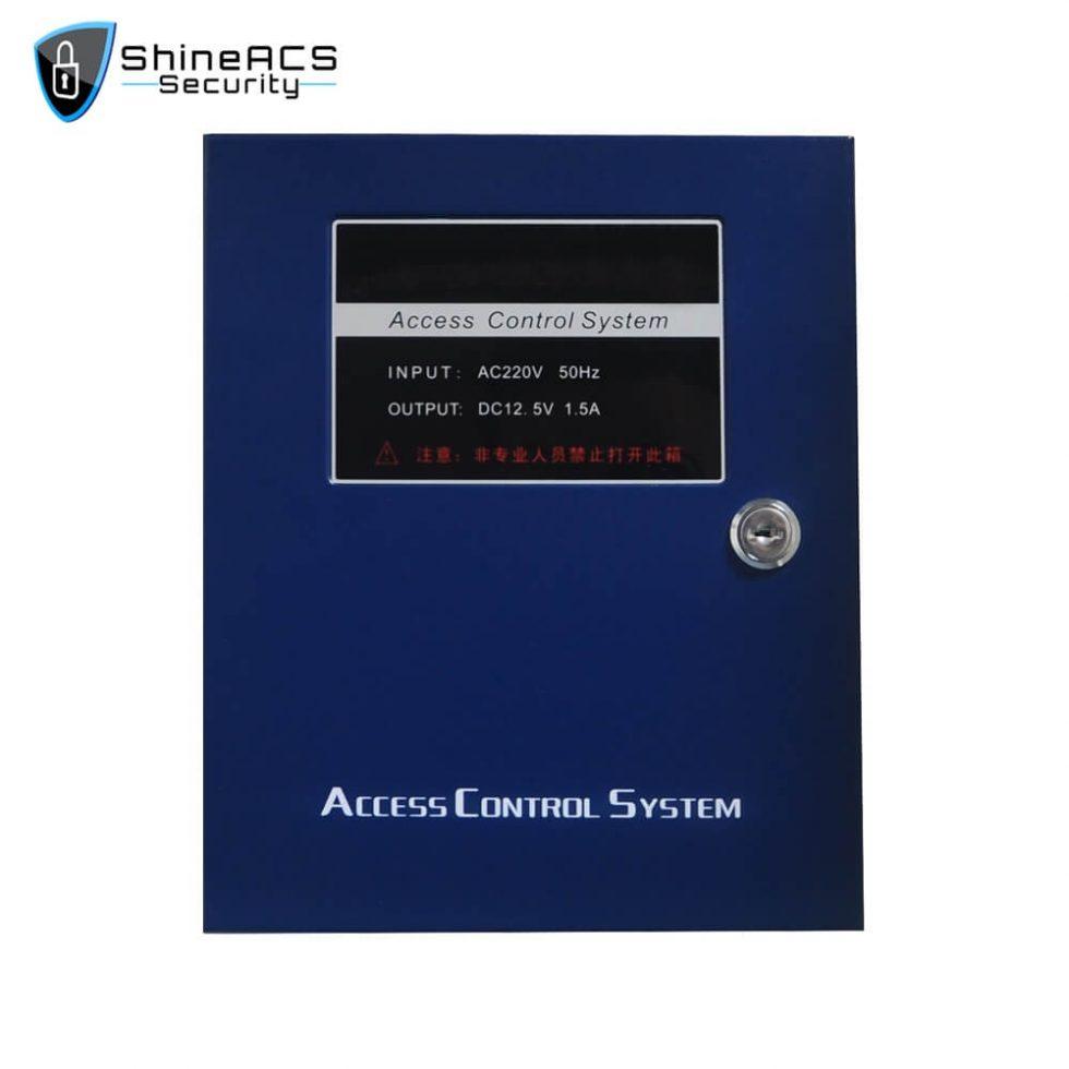 Access Controller SA C01T 1 980x980 - TCP/IP Single door Access Controller