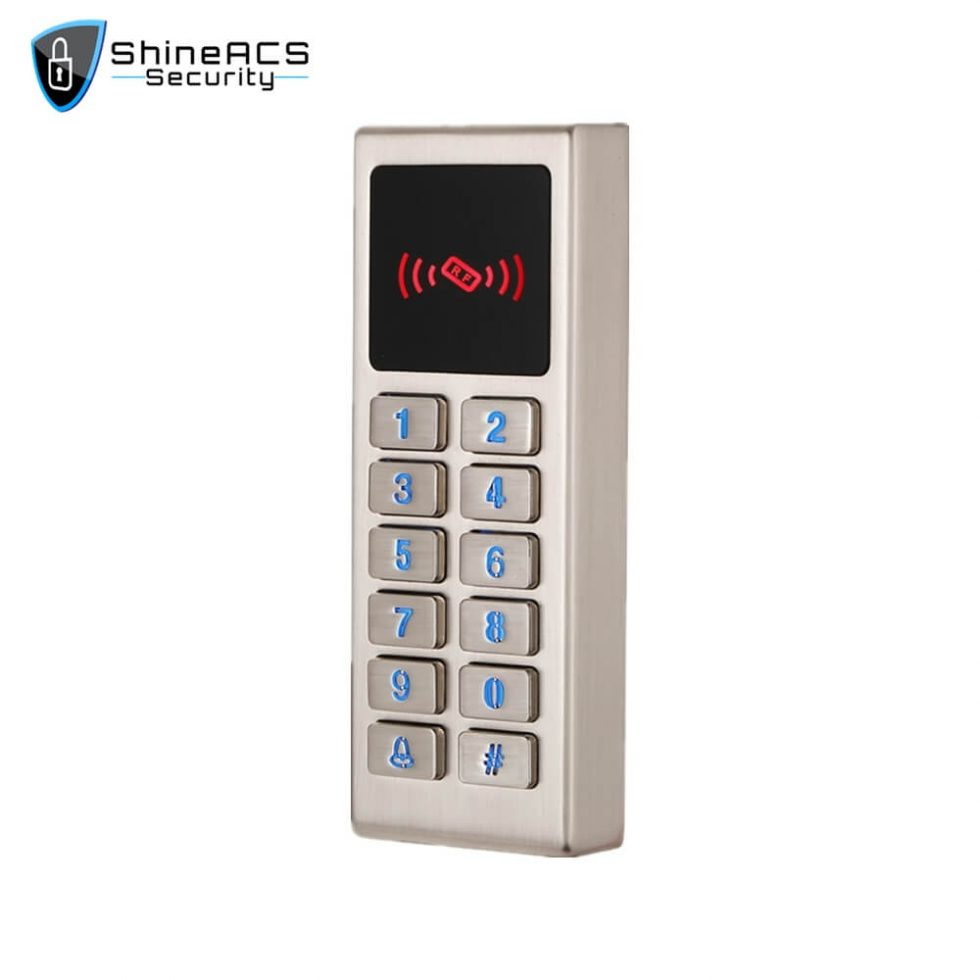 Door access control Multi function card reader SS M03KW 1 980x980 - Access Control Standalone device SS-M03KW