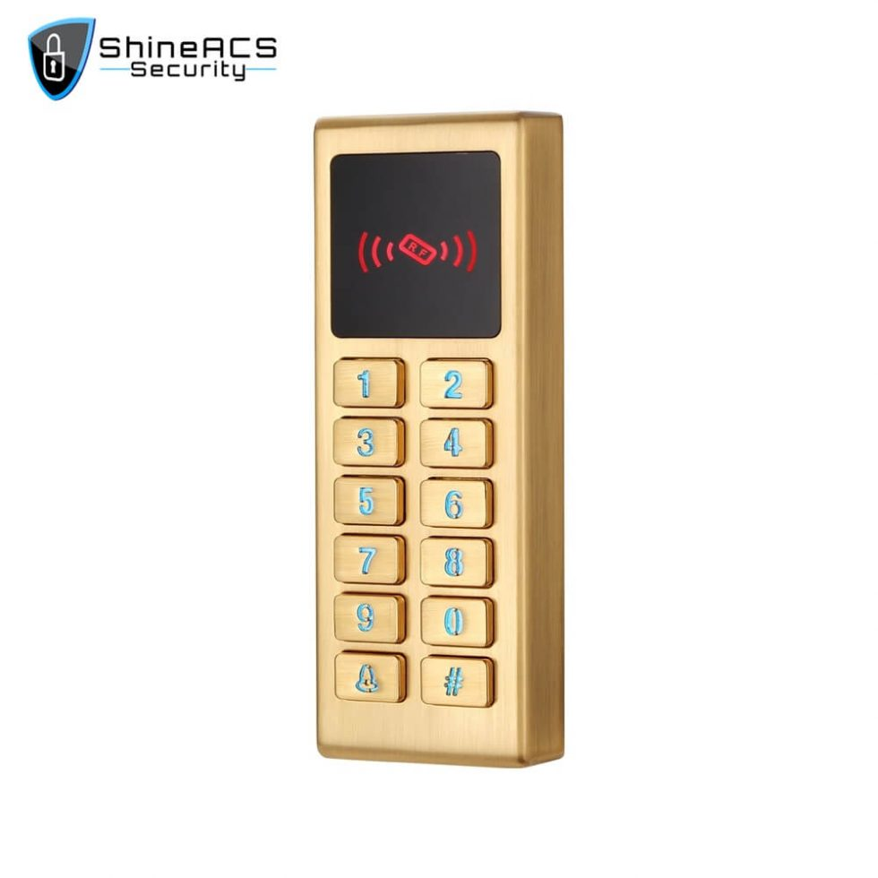 Door access control Multi function card reader SS M03KW 2 980x980 - Access Control Standalone device SS-M03KW