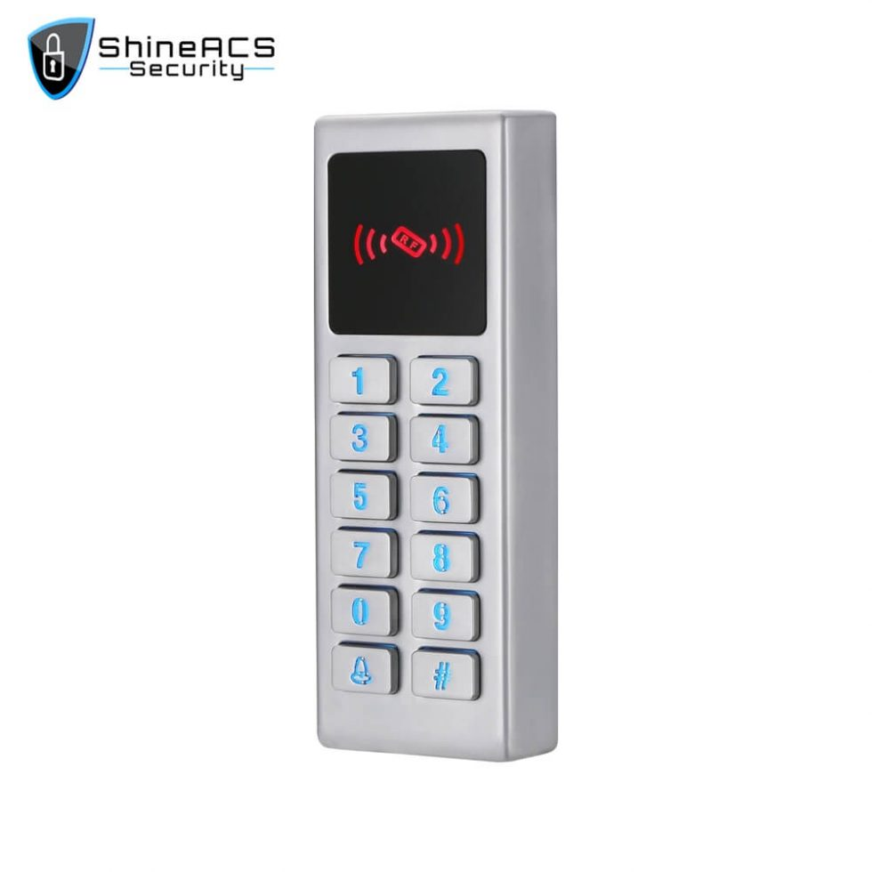 Door access control Multi function card reader SS M03KW 3 980x980 - Access Control Standalone device SS-M03KW