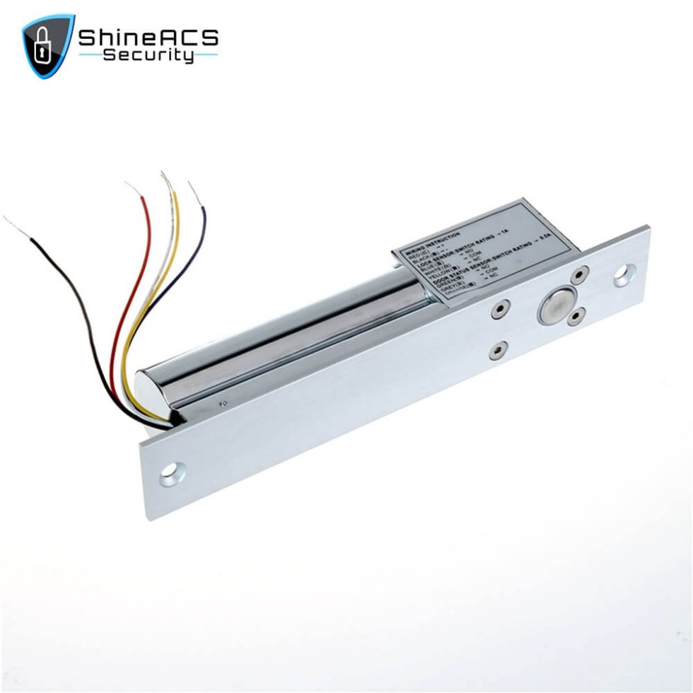 Electric Bolt lock With Door Detective Signal SL E200SL 3 980x980 - Electric Bolt lock With Door Detective Signal