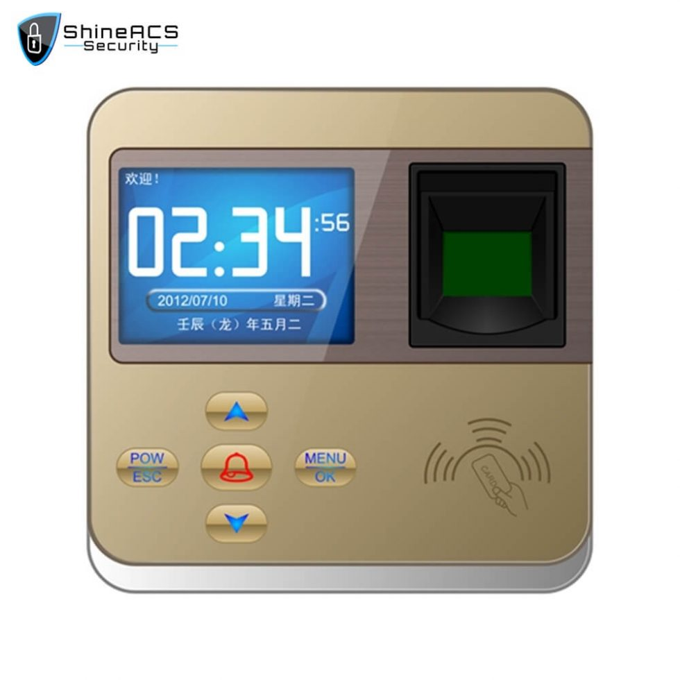 Fingerprint Time Attendance ST F211 2 980x980 - Fingerprint TimeAttendance Device ST-F211