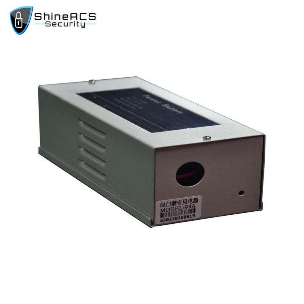 Access Control Power Supply SP 904A 2 980x980 - 5A Semi Voltage-stabilizing Power Supply
