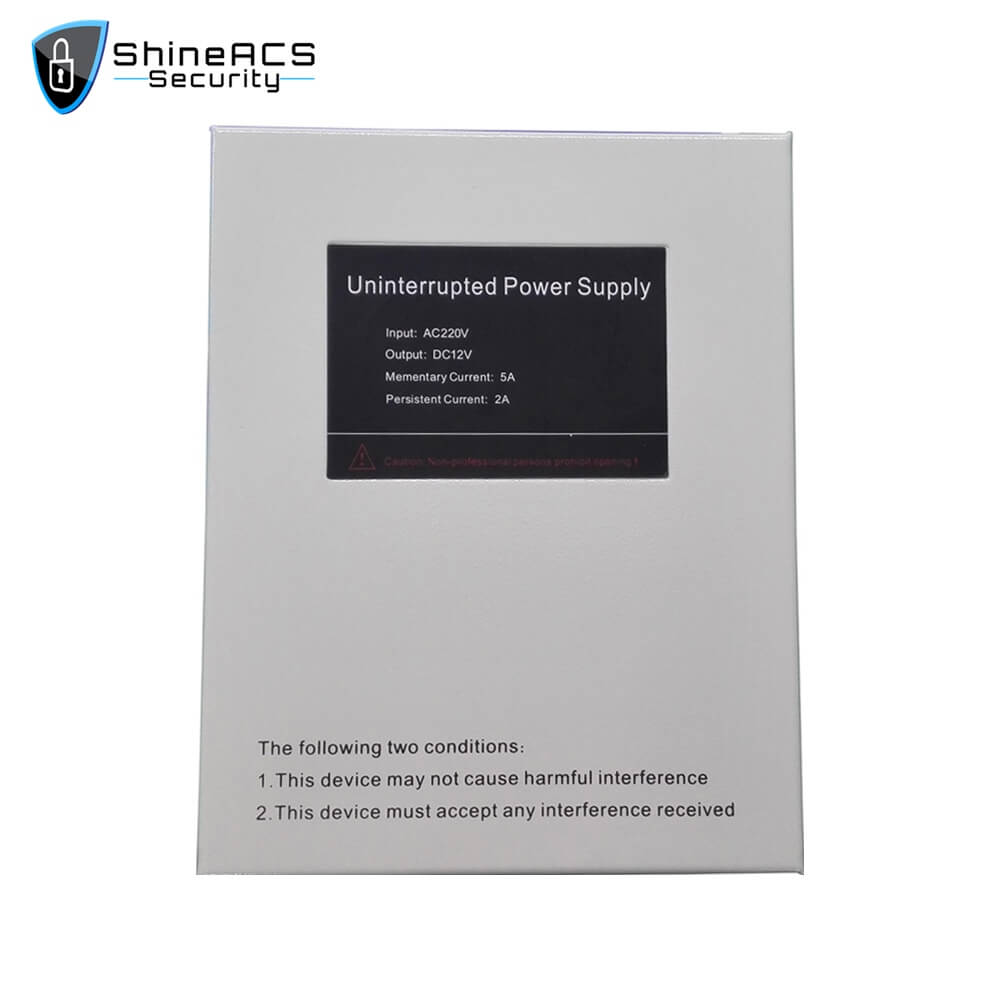 Access Control Power Supply SP 94K 1 - ShineACS Access Control Products