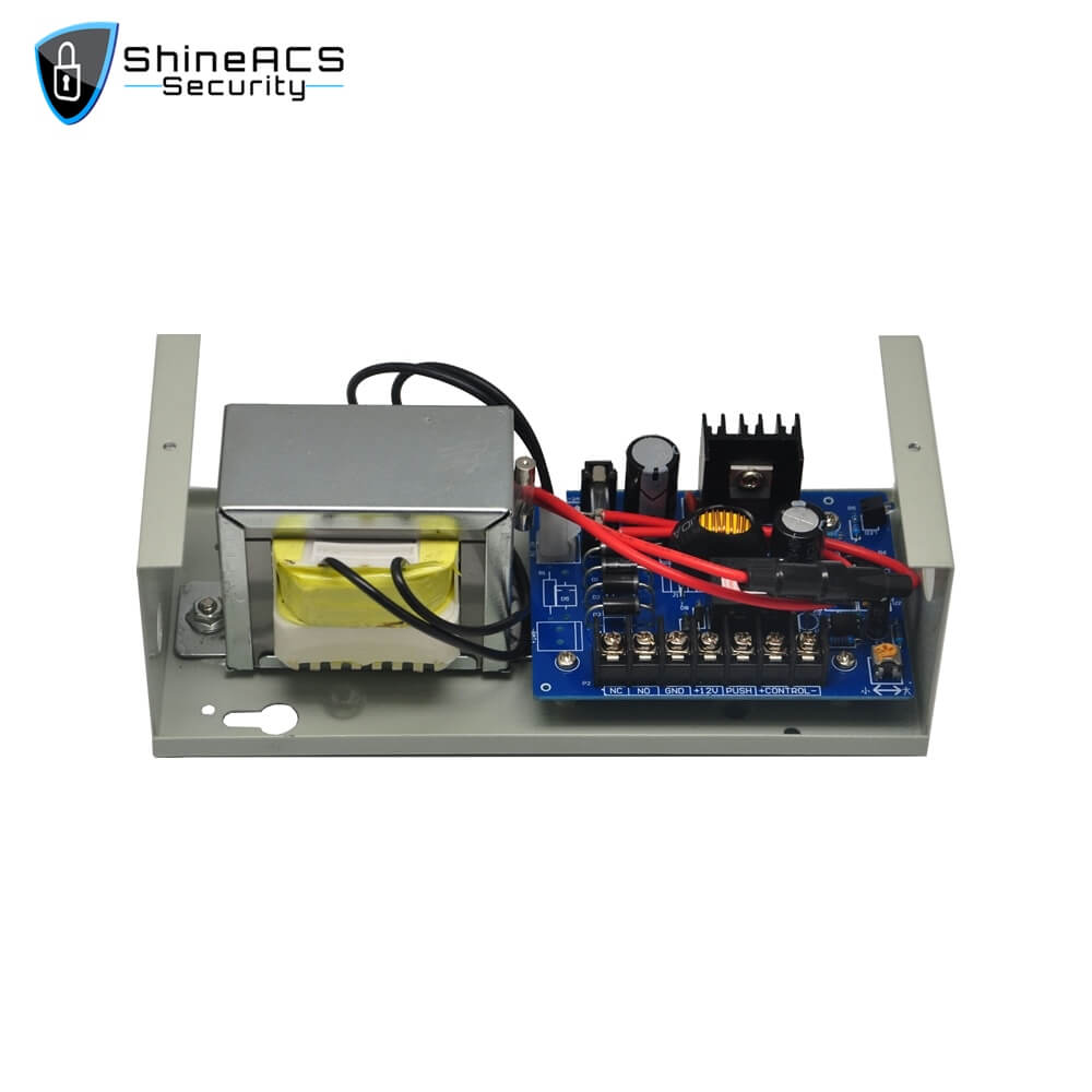 Access Control Power Supply SP 90T 2 - ShineACS Access Control Products