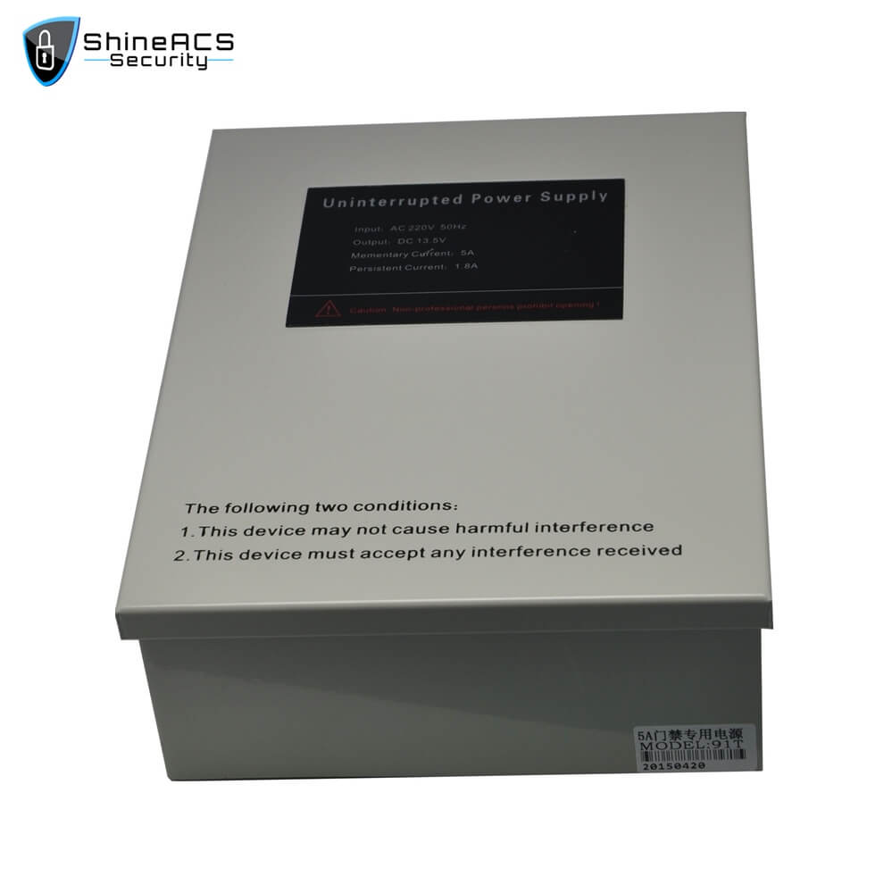 Access Control Power Supply SP 91T 1 - ShineACS Products