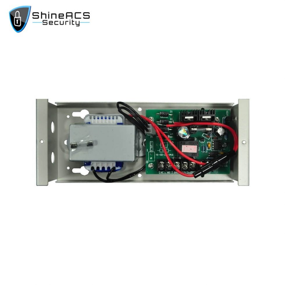 Access Control Power Supply SP 94B 2 980x980 - 3A Semi Voltage-stabilizing Power Supply