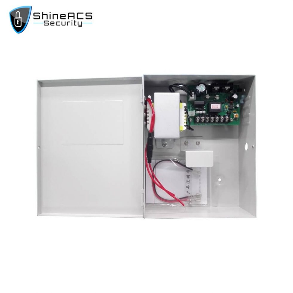 Access Control Power Supply SP 94K 2 980x980 - 5A Semi Voltage-stabilizing Uninterrupted Power Supply