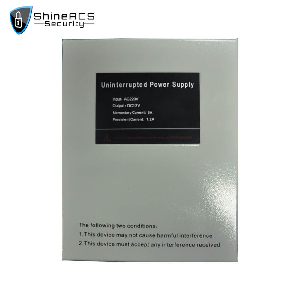 Access Control Power Supply SP 94L 1 - ShineACS Products
