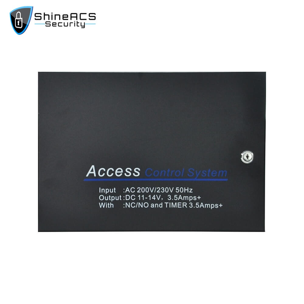 Access Control Power Supply SP 96A 1 - ShineACS Products