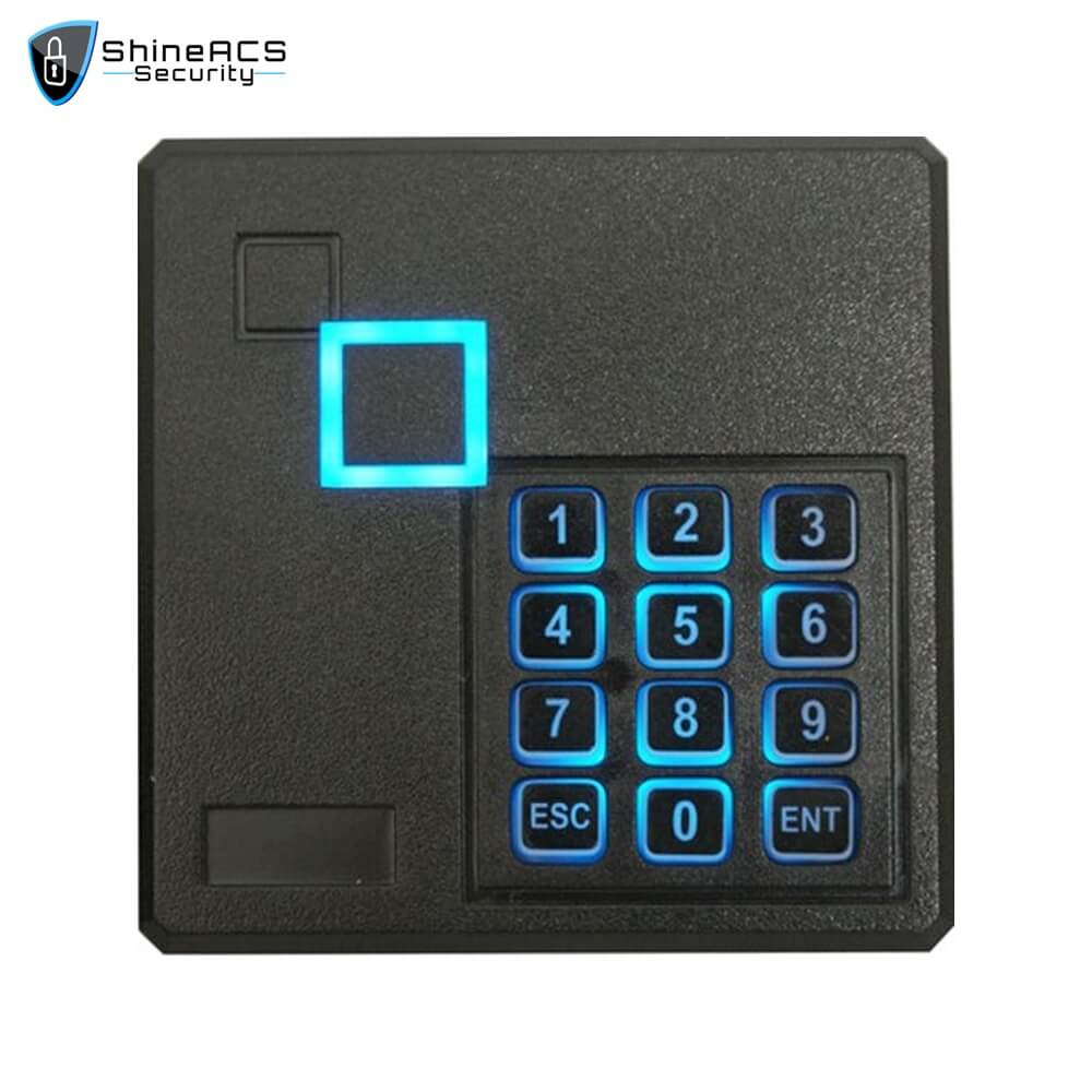 Access Control Proximity Card Reader SR 011 - ShineACS Products