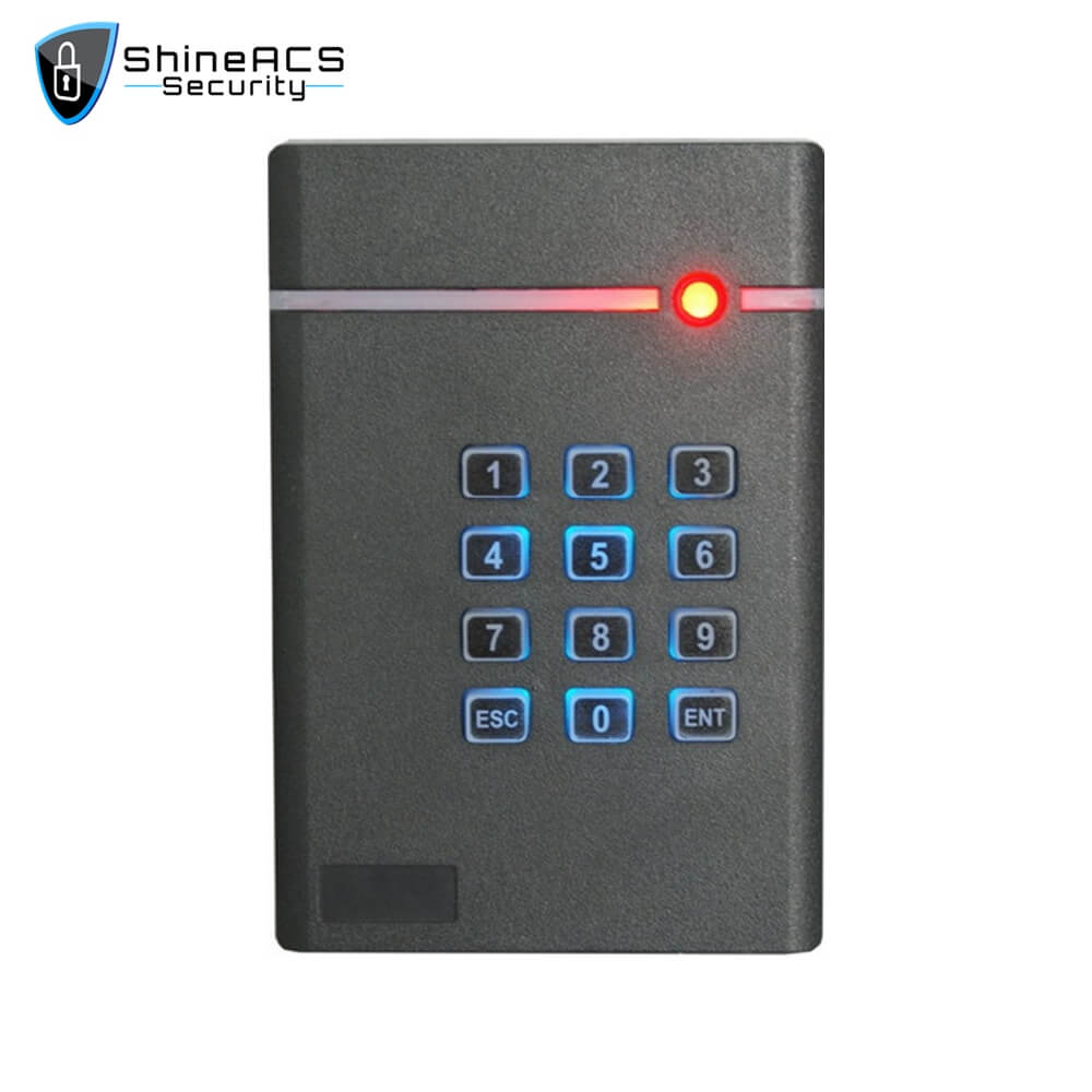 Access Control Proximity Card Reader SR 02 1 - ShineACS Products