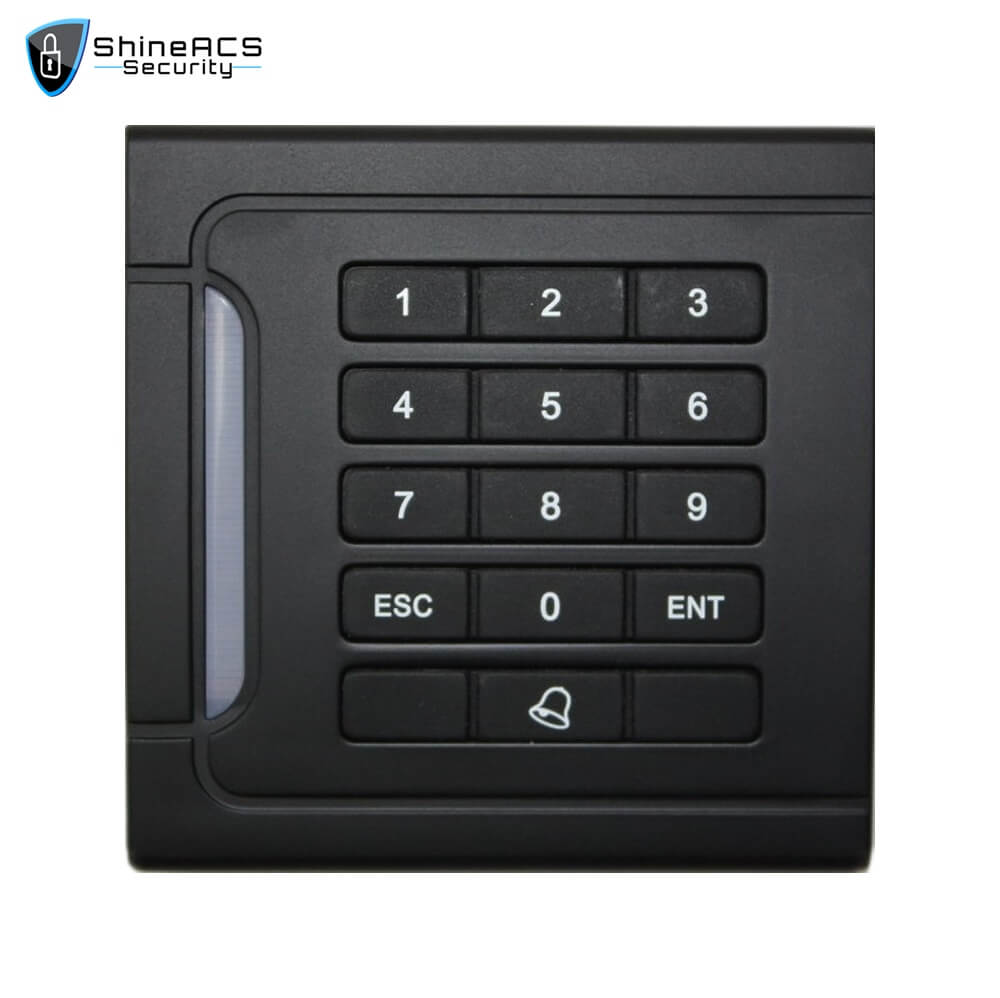 Access Control Proximity Card Reader SR 03 - ShineACS Products