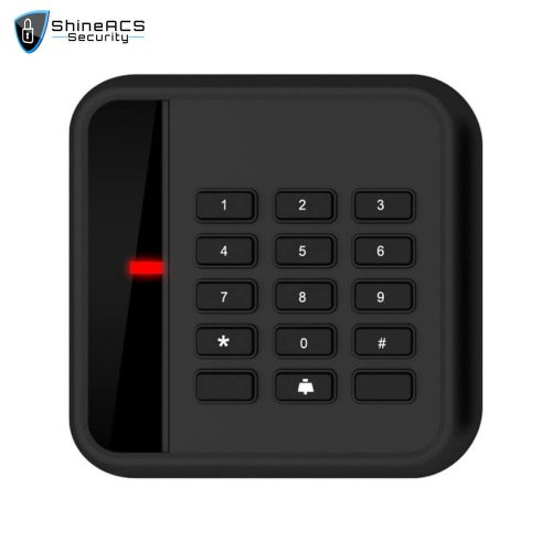 Access Control Proximity Card Reader SR 07 1 500x500 - Access Control 125KHz/13.56MHz Card Reader SR-04