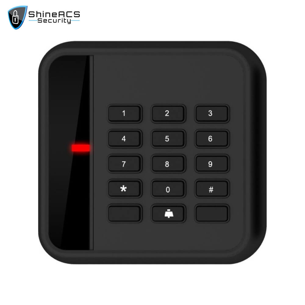 Access Control Proximity Card Reader SR 07 1 - ShineACS Access Control Products
