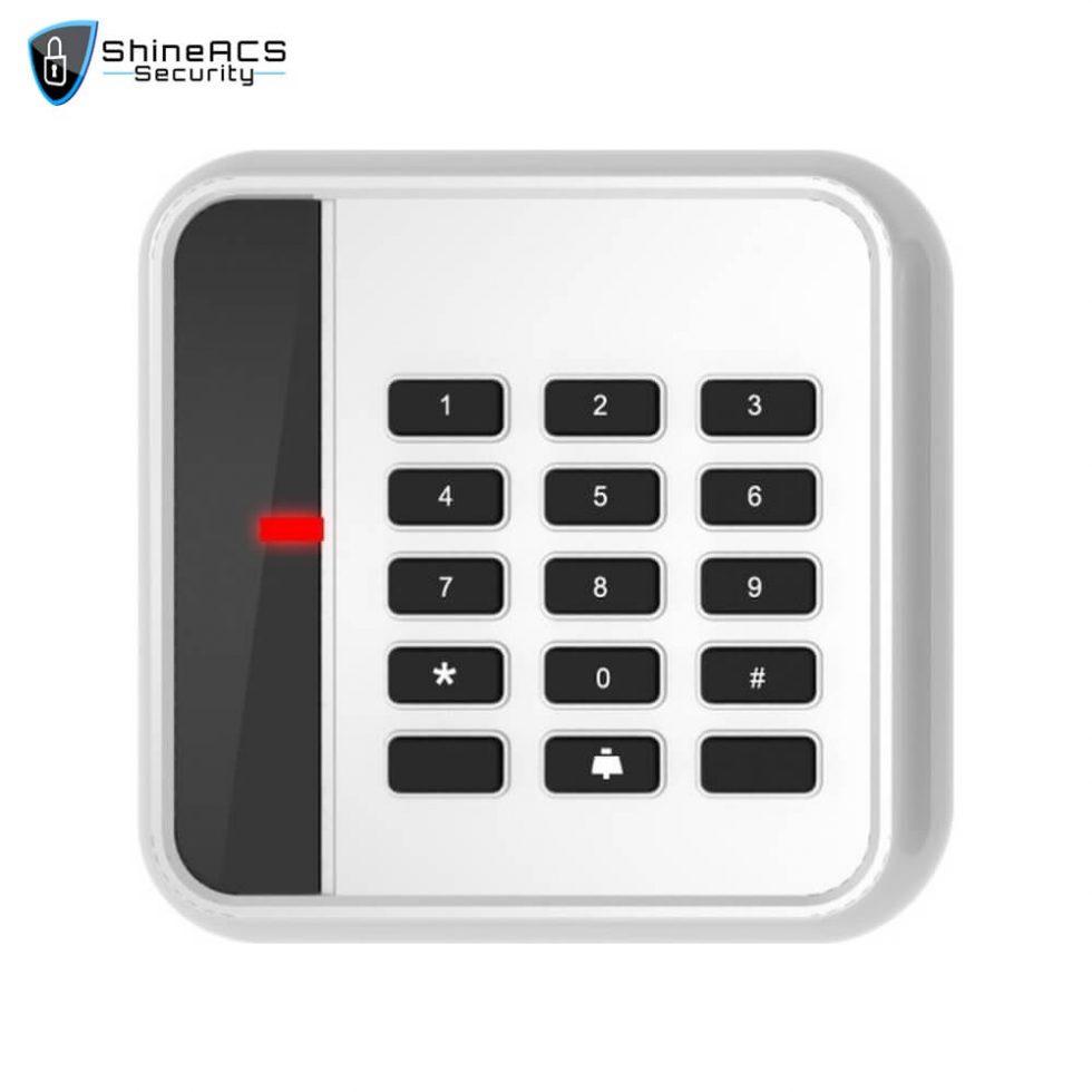 Access Control Proximity Card Reader SR 07 2 980x980 - Access Control 125KHz/13.56MHz Card Reader SR-07