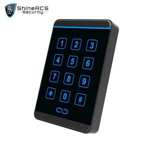 Access Control Proximity Card Reader SR 10 2 500x500 - Access Control 125KHz/13.56MHz Card Reader SR-04