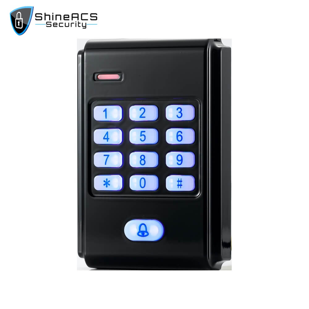 Access Control Standalone Device SS K06K 1 - ShineACS Access Control Products