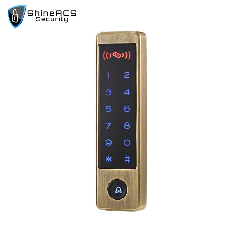 Access Control Standalone device SS M08TKW 2 - ShineACS Products