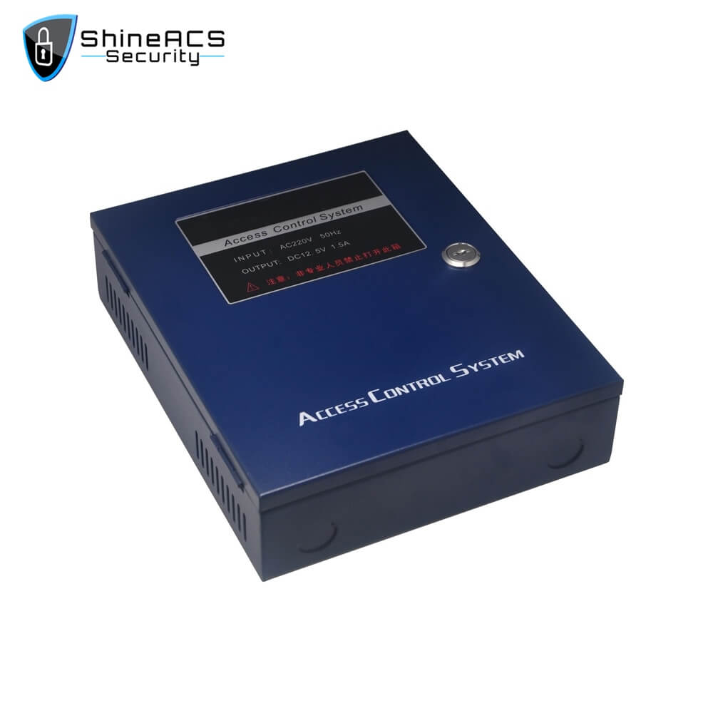 Access Controller SA C01T 3 - ShineACS Access Control Products