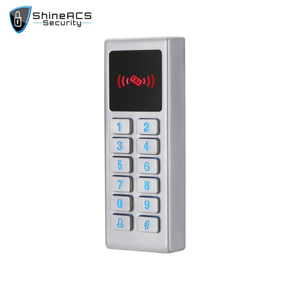 Door access control Multi function card reader SS M03KW 3 - ShineACS Access Control Products