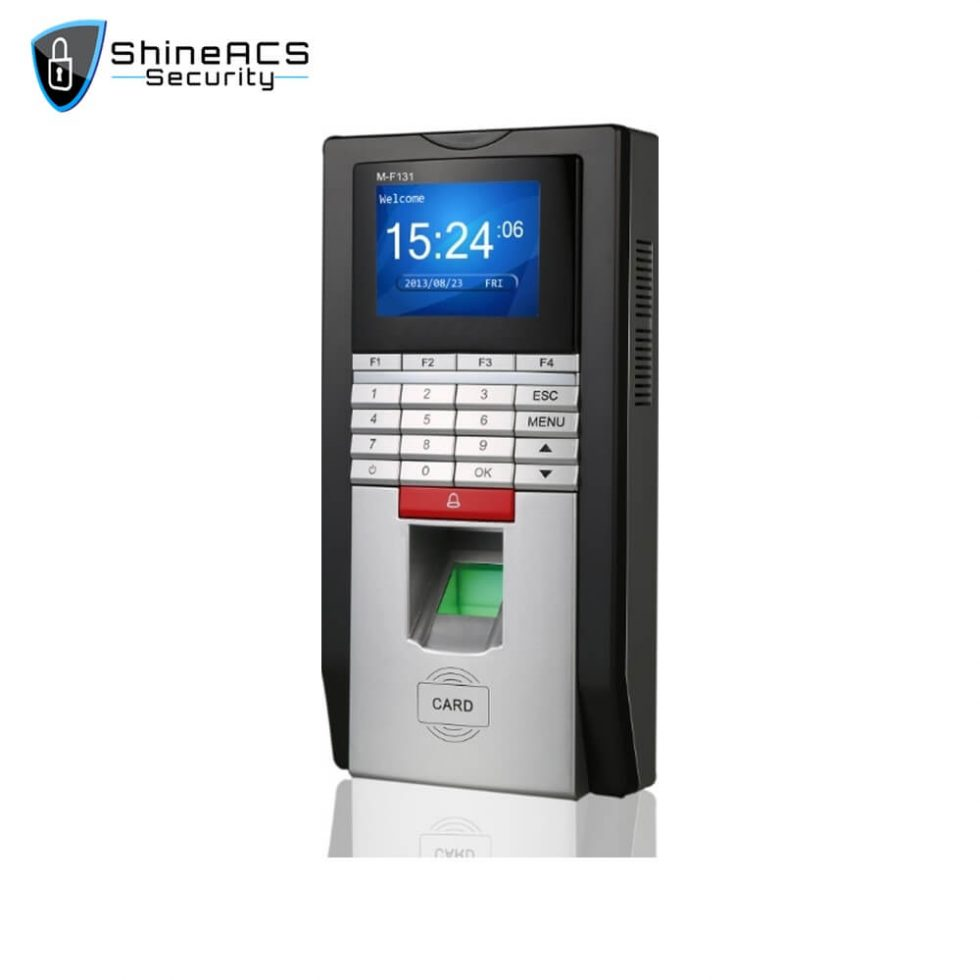 Fingerprint Time Attendance ST F131 3 980x980 - Fingerprint Time Attendance Device ST-F131