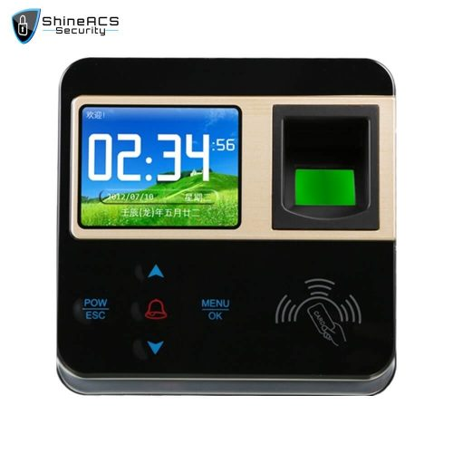 Fingerprint Time Attendance ST F211 1 500x500 - Fingerprint Time Attendance Device ST-F131