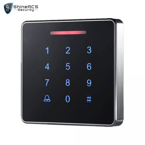 Metal Touch Access Control Standalone device SS-K86TK (1)