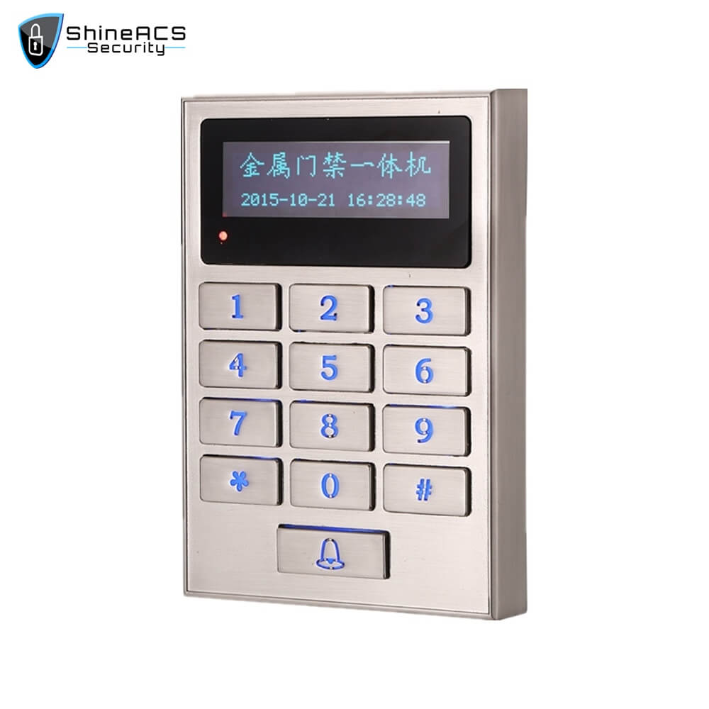 Multi function Card Reader SS M01KW 1 - ShineACS Access Control Products