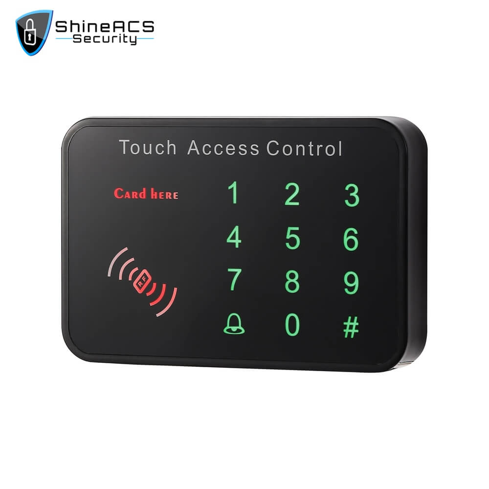 SS K15TK Multifunction Touch Access Control Proximity Reader 2 - ShineACS Access Control Products