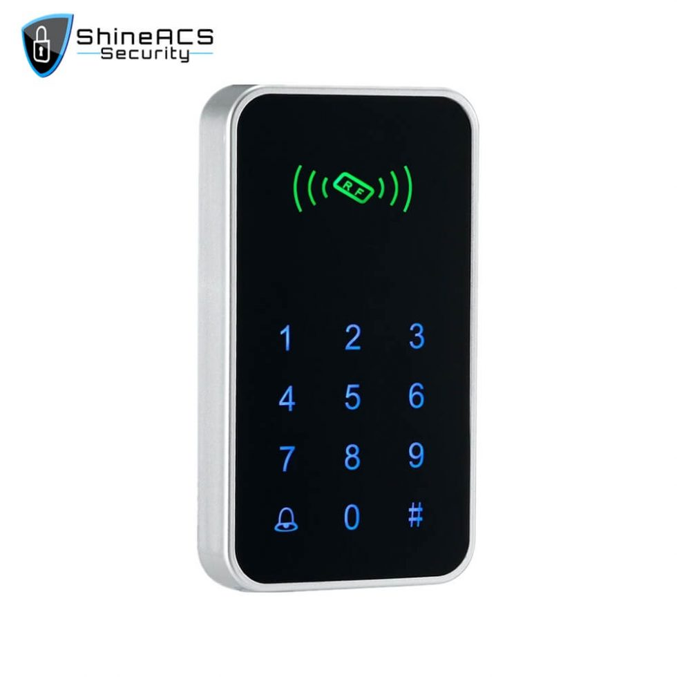 Touch Access Control Card reader SS K05TK 1 980x980 - Touch Access Control Standalone Device SS-K05TK