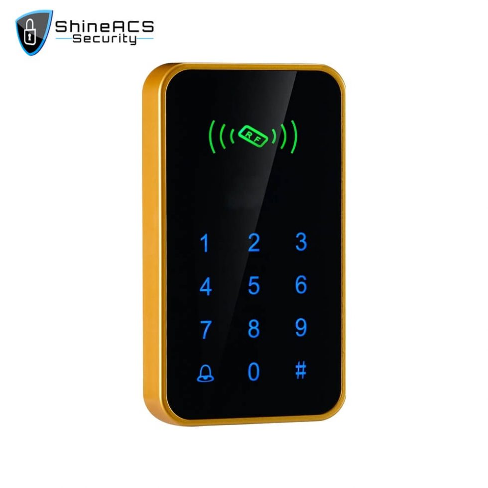 Touch Access Control Card reader SS K05TK 3 980x980 - Touch Access Control Standalone Device SS-K05TK