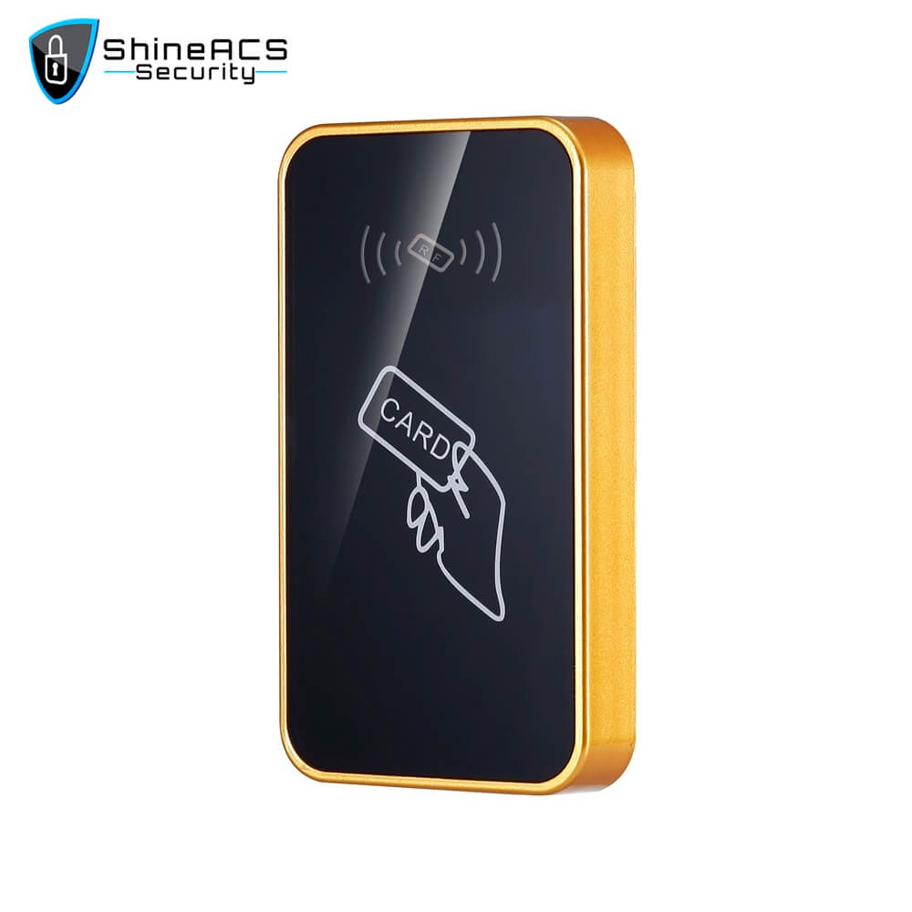 Touch Access Control Card reader SS K05TK 4 - ShineACS Products