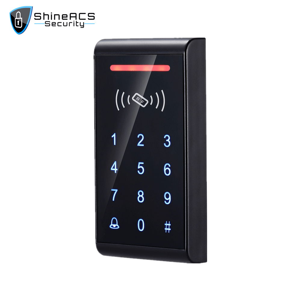Touch Access Control Standalone Device SS K03TK 1 - ShineACS Products