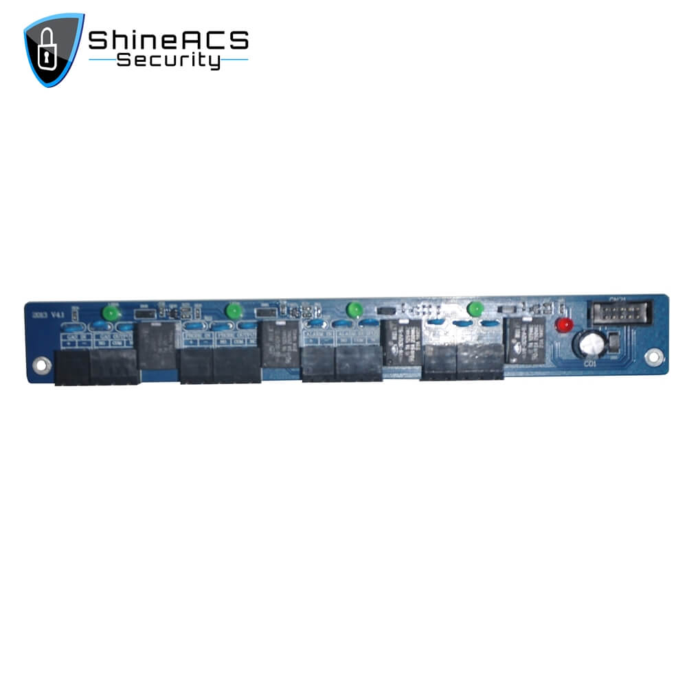Expansion IO Board SEB 02 2 - ShineACS Access Control Products