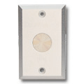 small metal button - 4 suggestions to choose access control exit button