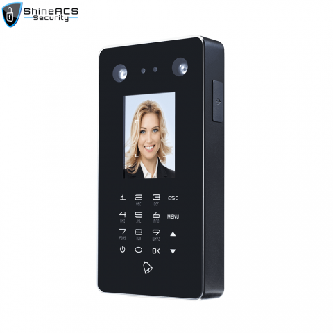 Face recognition attendance access control device ST-F301 (1)