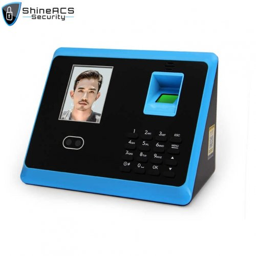 FaceFingerprint time attendance device ST F005 5 500x500 - Face/fingerprint Time Attendance and Access Control terminal ST-F007