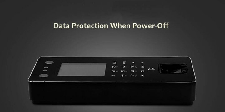 Time Attendance device ST F501 DATA PROTECTION 720x360 - Access Control System Knowledge