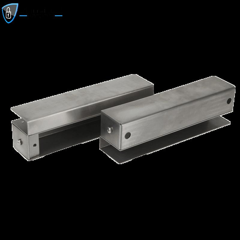 KJL100UD 3 - Frameless Glass Doors Electric Bolt lock bracket