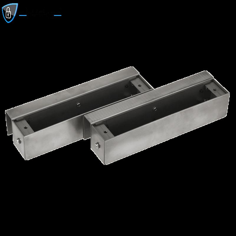 KJL100UD 4 - Frameless Glass Doors Electric Bolt lock bracket